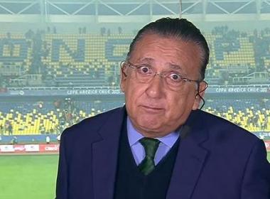 Narrador da BBC critica Galvão Bueno e afirma que ele 'precisa calar a boca'