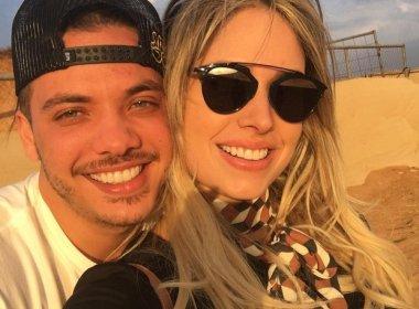 Thyane Dantas faz as pazes com ex-mulher de Wesley Safadão