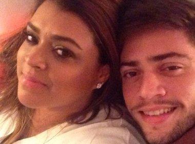 Após postar foto com Preta Gil e ser criticado, Rodrigo Godoy rebate seguidor