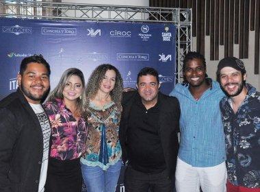 Filhos de Jorge e Confraria da Música comandarão Réveillon juntos em Salvador