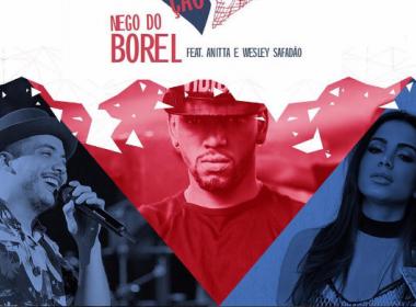 Nego do Borel lança música com participação de Safadão e Anitta; ouça