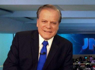 Chico Pinheiro rebate seguidor ao ser chamado de petista e boneco da Globo