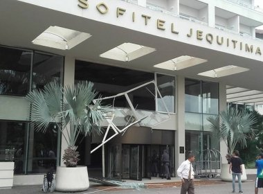 Explosão no hotel de Sílvio Santos deixa 5 feridos em São Paulo