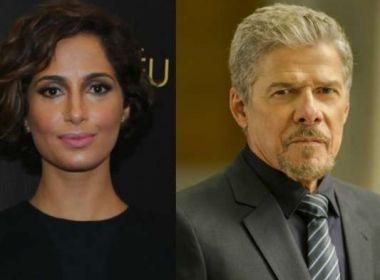 Globo ignorou denúncia de assédio de Camila Pitanga contra Zé Mayer em 2003, diz colunista
