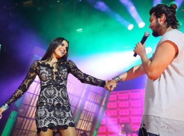 Emilly diz que pensa em parceria com Luan Santana: 'Além de futura atriz, futura cantora'