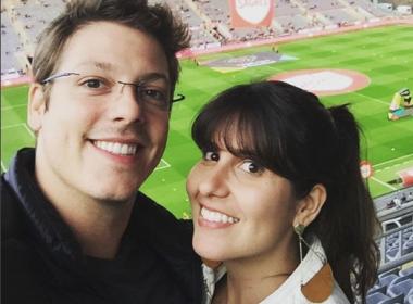 Divorciado, Fábio Porchat marca casamento com diretora