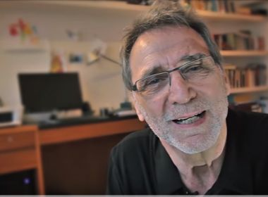 Herson Capri faz campanha contra reforma: 'Quer que você morra sem se aposentar'