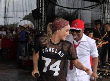 Márcio Victor convida Claudia Leitte para gravar música após comentário da cantora