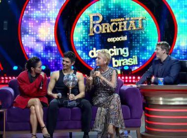 Xuxa entrega relacionamento de Maytê Piragibe e dançarino do 'Dancing Brasil'