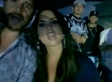 Suposto romance entre Neymar e Demi Lovato é reforçado com foto em show nos EUA