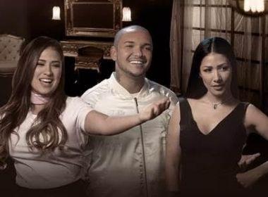 """Imaginasamba divulga clipe de """"Fica"""", parceria com Simone e Simaria; assista"""