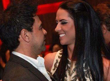 Zezé faz declaração e festa surpresa para noiva: 'Só eu sei o valor que você tem pra mim'