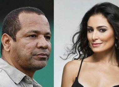 Pai de Neymar teria terminado relacionamento com atriz Franciely Freduzeski