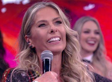 Adriane Galisteu é cotada para apresentar 'Vídeo Show' no lugar de Joaquim Lopes