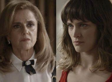 'O Outro Lado do Paraíso': Sophia ameaça internar Clara novamente