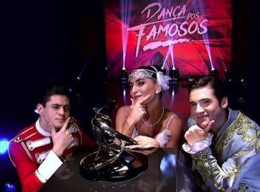 Maria Joana é a vencedora da Dança dos Famosos 2017