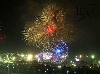 Estimativa de público é 2 milhões de pessoas nos cinco dias de Festival Virada Salvador