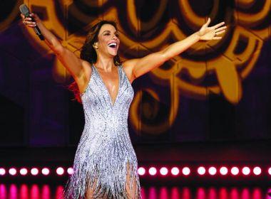 Para comemorar os 25 anos de carreira, Ivete Sangalo irá gravar DVD ainda este ano