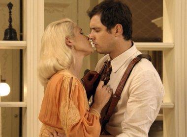 Sandra tenta beijar Candinho e Gerusa pressiona médico sobre sua saúde