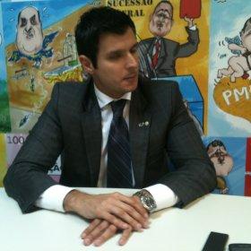 Luis Carlos Palacios - Presidente da Unafe e Advogado da União
