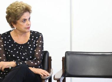 Dilma cancela pronunciamento sobre impeachment por orientação da AGU