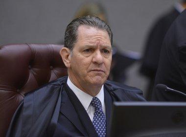 CCJ aprova indicação de João Otávio de Noronha para corregedor nacional de Justiça