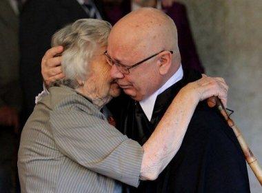 Mãe de Teori Zavascki falece aos 101 anos, em Santa Catarina