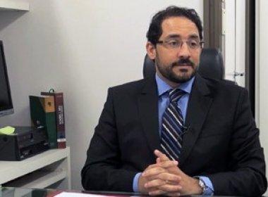 Marcelo Junqueira Ayres tenta recondução ao cargo de juiz efetivo do TRE-BA