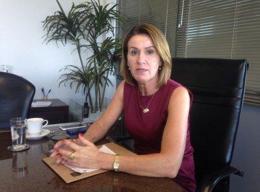 MP precisa de mais promotores e servidores, mas crise impede, diz Ediene Lousado