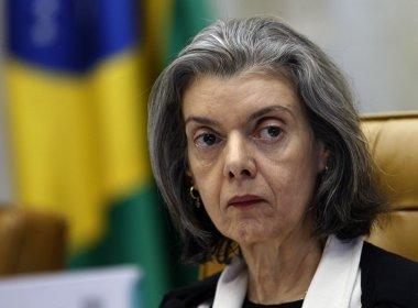 Cármen lamenta aprovação de medidas contra corrupção: 'Nunca se conseguiu calar a Justiça'