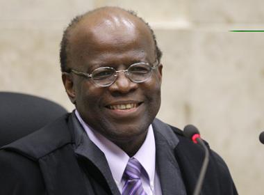 Joaquim Barbosa volta a cogitar candidatura em 2018, diz coluna