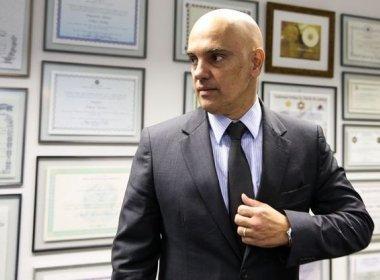 Alexandre de Moraes receberá 7,5 mil processos no STF