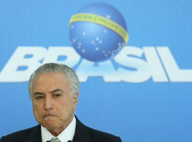 JUIZ ABRE PRAZO PARA MANIFESTAÇÃO POPULAR CONTRA TEMER