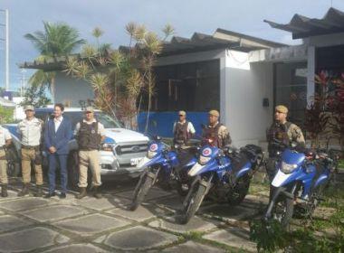 Ilhéus: Condenações judiciais de empresas são revertidas em veículos para Polícia Militar