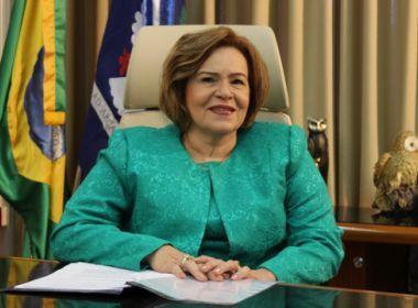 Presidente do TRT-BA será homenageada com Ordem do Mérito Judiciário do Trabalho 2017