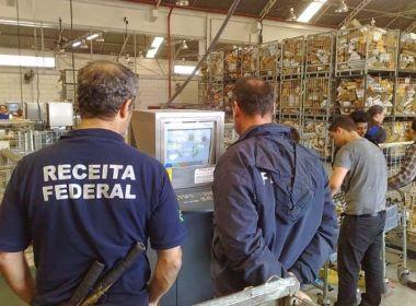 Justiça ordenar ex-servidor da Receita Federal a pagar multa de R$ 10 mil por violação