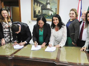 TJ-BA firma termo de cooperação com ANS para ajudar juízes em decisões sobre saúde
