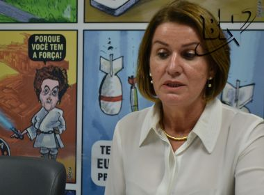 'Quem combate a corrupção desagrada', diz Ediene Lousado sobre atuação do MP-BA