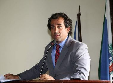Ex-prefeito de Santo Amaro, Ricardo Machado é preso após se apresentar a Justiça