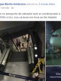 Trading: Dirigente de companhia aérea europeia critica aeroporto de Salvador