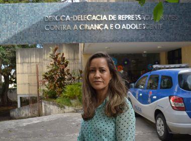 Ana Crícia Macedo, titular da Derca