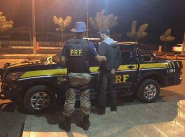 Barreiras: Bêbado, homem é preso ao tentar subornar policial com R$ 100
