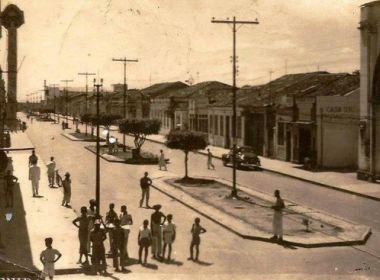 Feira de Santana completa 184 anos; paiaiás, bois e casal português fizeram história