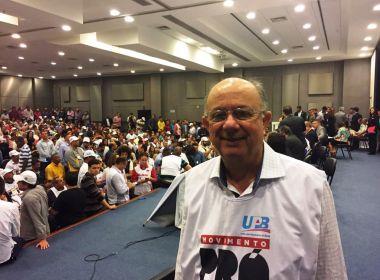 Zé Ronaldo diz que pressão de prefeitos precisa chegar no Congresso; 'eu conheço Brasília'