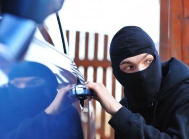Ilhéus: Acusado de roubo de veículo é preso após Polícia identificar impressão digital
