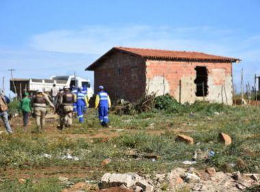 Conquista: Casas são demolidas e moradores passam mal em ação de reintegração de posse