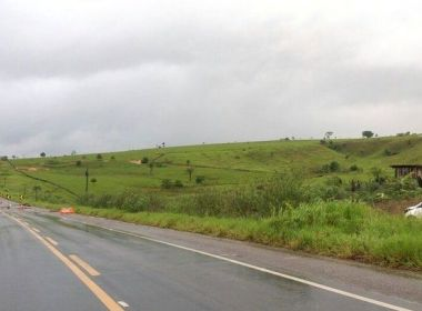 Tempo chuvoso eleva deterioração de estradas no extremo sul da Bahia