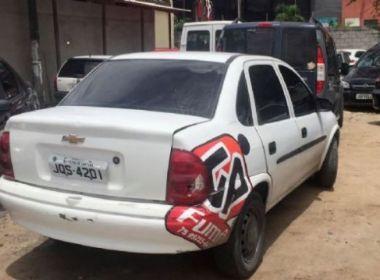 Feira: Foragido da Justiça é flagrado ao dirigir 'ligeirinho'