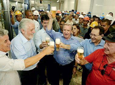 Alagoinhas: Operação apura gestão fraudulenta que envolve fábrica da Itaipava