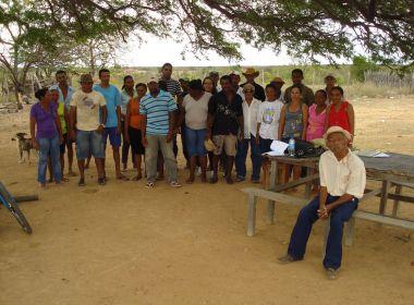 Abaré: Incra reconhece área no interior da Bahia como território quilombola
